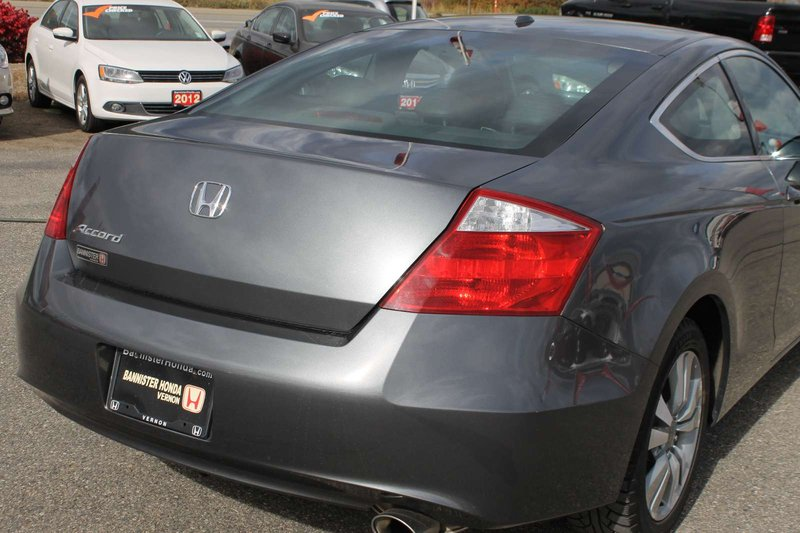 2010 Honda Accord Cpe for sale in Vernon, British Columbia