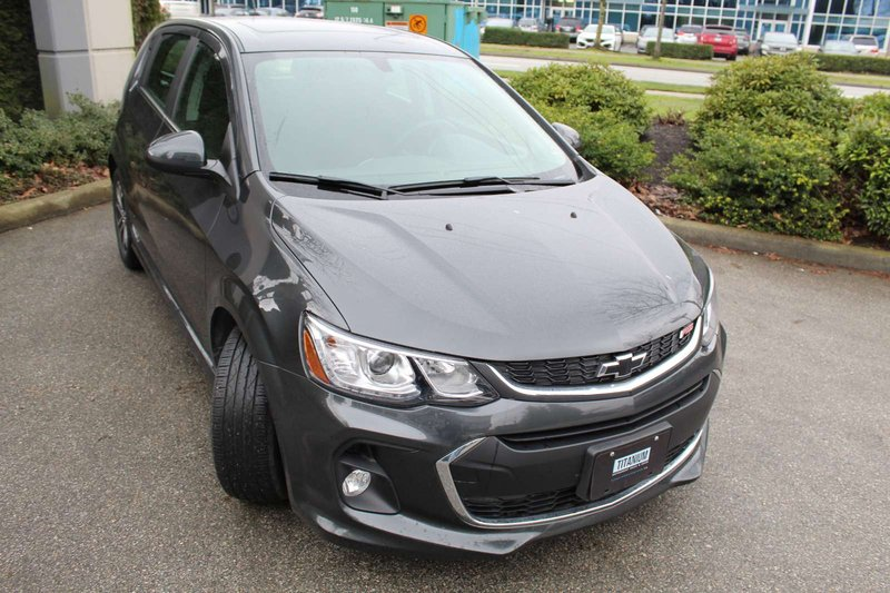 2018 Chevrolet Sonic for sale in Langley, British Columbia