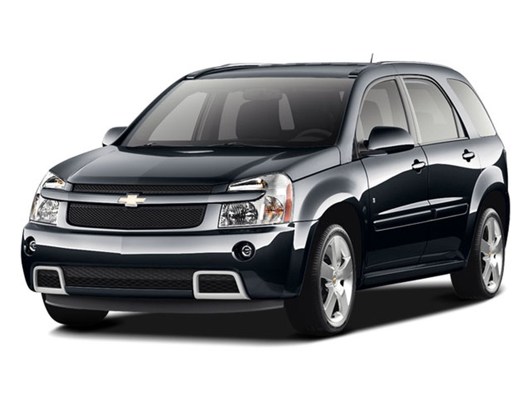 2008 Chevrolet Equinox For Sale In Campbell River