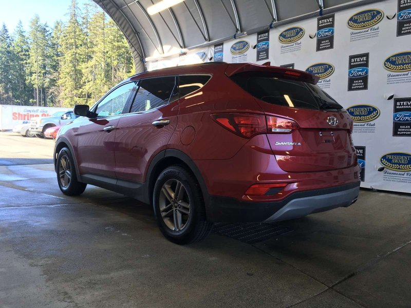 2018 Hyundai Santa Fe Sport for sale in Campbell River, British Columbia