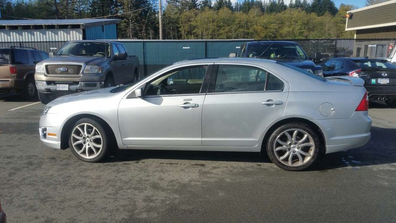 2012 Ford Fusion for sale in Campbell River, British Columbia