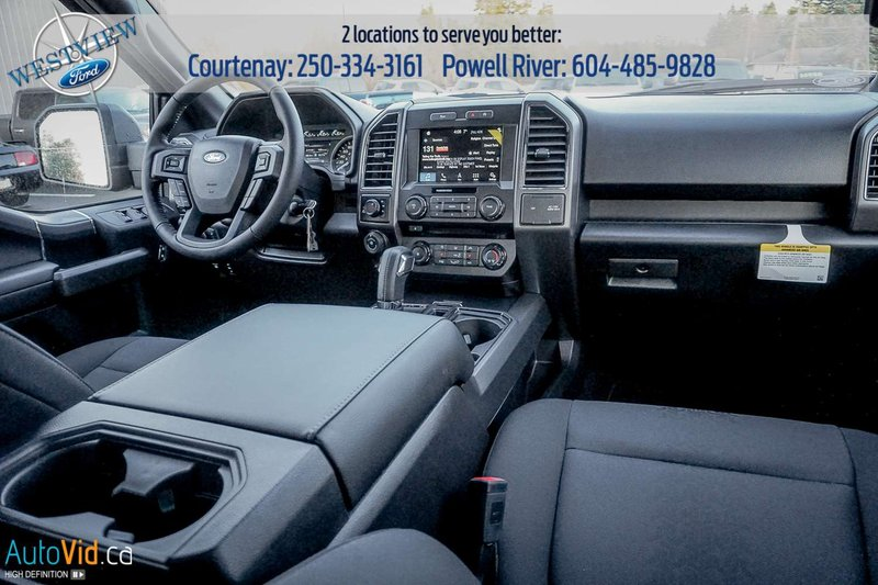 2018 Ford F-150 for sale in Courtenay and Powell River, British Columbia
