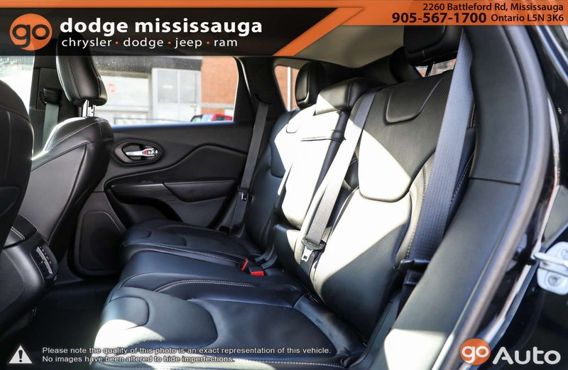 2015 Jeep Cherokee for sale in Mississauga, Ontario