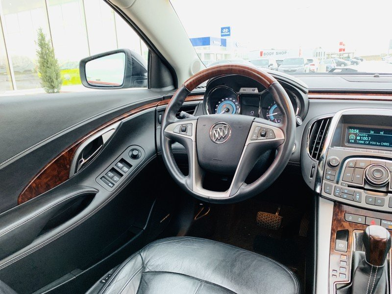 2011 Buick LaCrosse for sale in Moose Jaw, Saskatchewan
