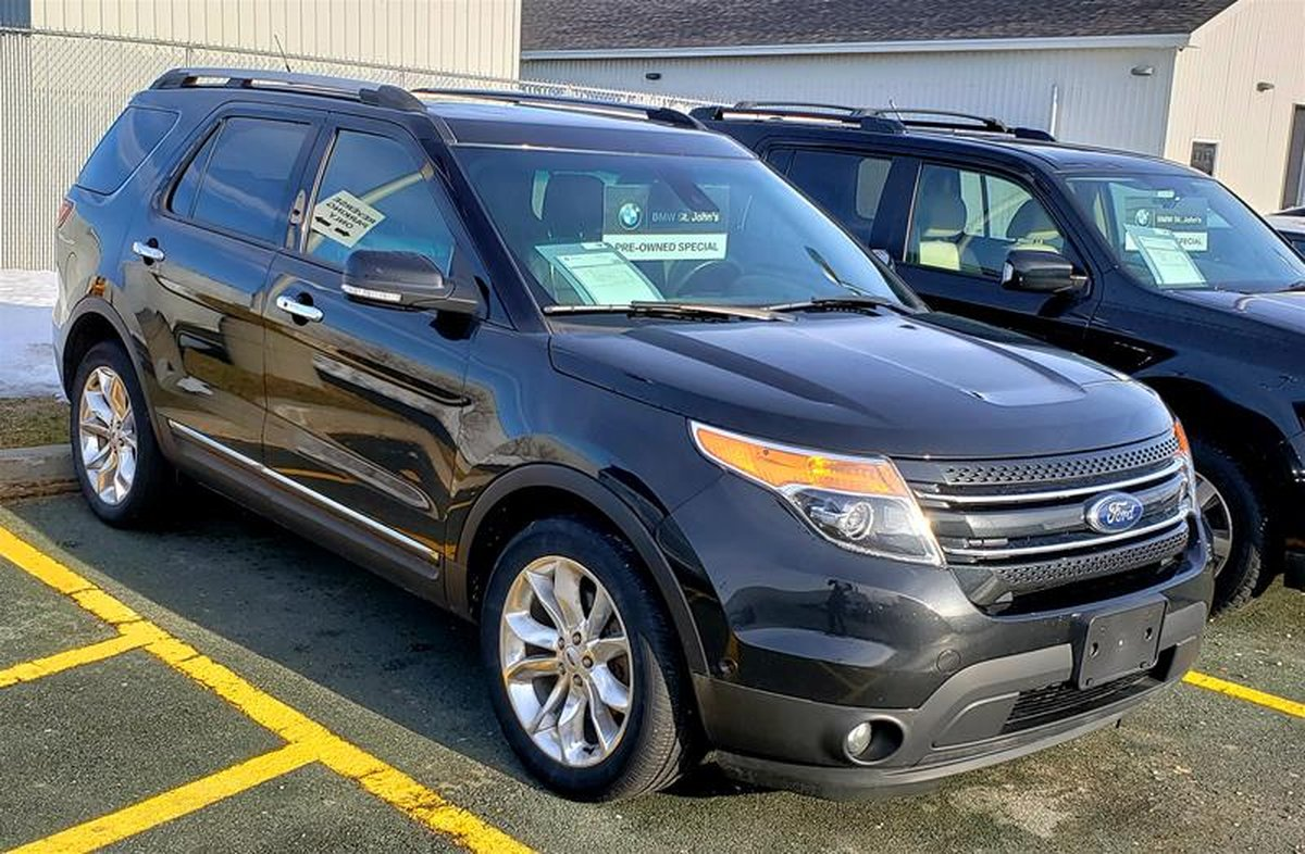 2015 Ford Explorer For Sale >> 2015 Ford Explorer For Sale In St John S Newfoundland And Labrador