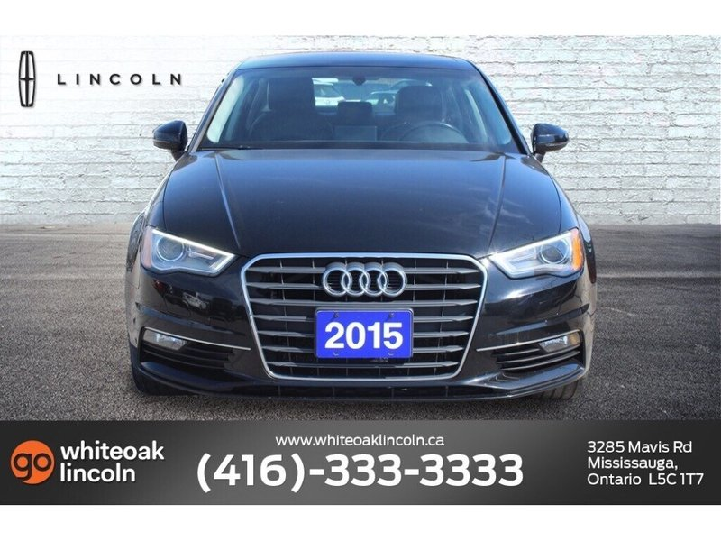 2015 Audi A3 for sale in Mississauga, Ontario
