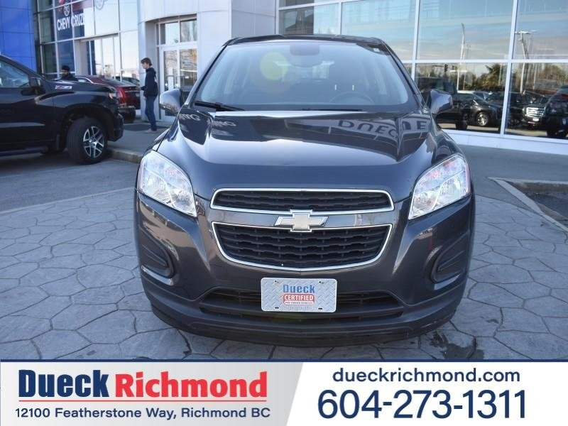 2014 Chevrolet Trax for sale in Richmond, British Columbia