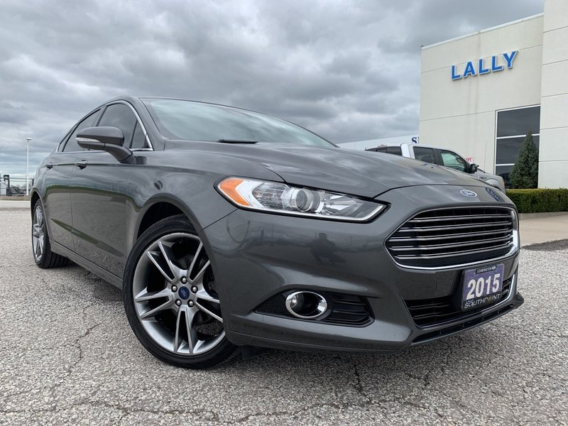 2015 Ford Fusion for sale in Leamington, Ontario