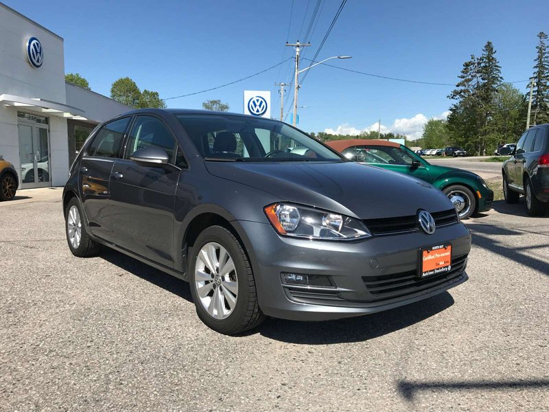 2015 Volkswagen Golf for sale in North Bay, Ontario