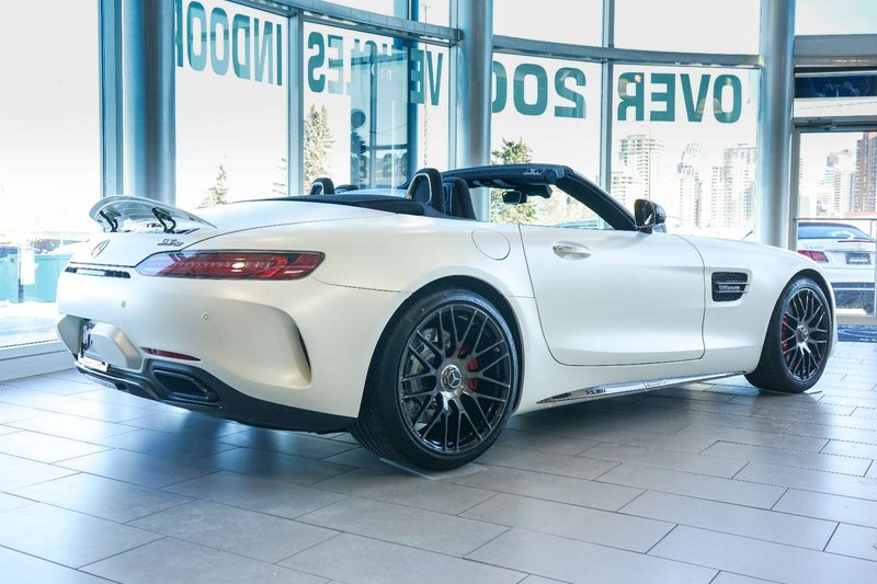 2018 Mercedes-Benz AMG GT for sale in Calgary, Alberta