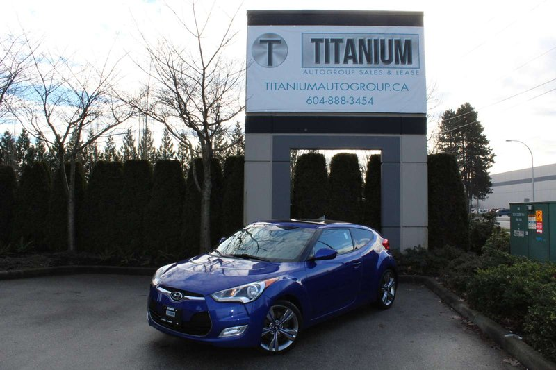 2012 Hyundai Veloster for sale in Langley, British Columbia