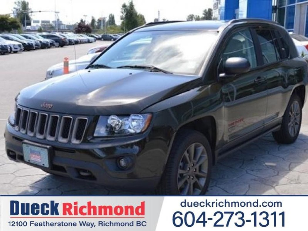 2017 jeep compass for sale in richmond. Black Bedroom Furniture Sets. Home Design Ideas