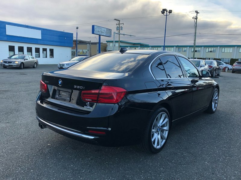 2017 BMW 3 Series for sale in Campbell River, British Columbia