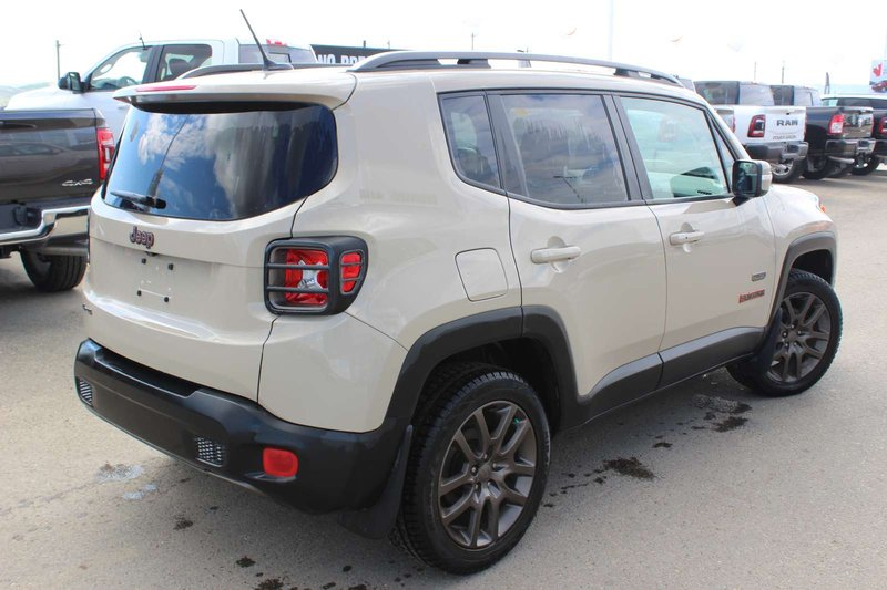 2016 Jeep Renegade for sale in Peace River, Alberta