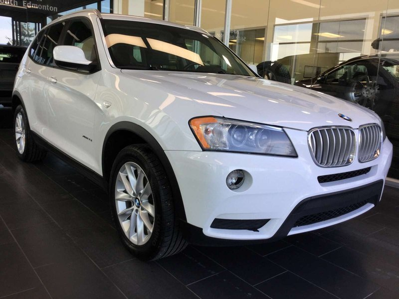2013 BMW X3 for sale in Edmonton, Alberta