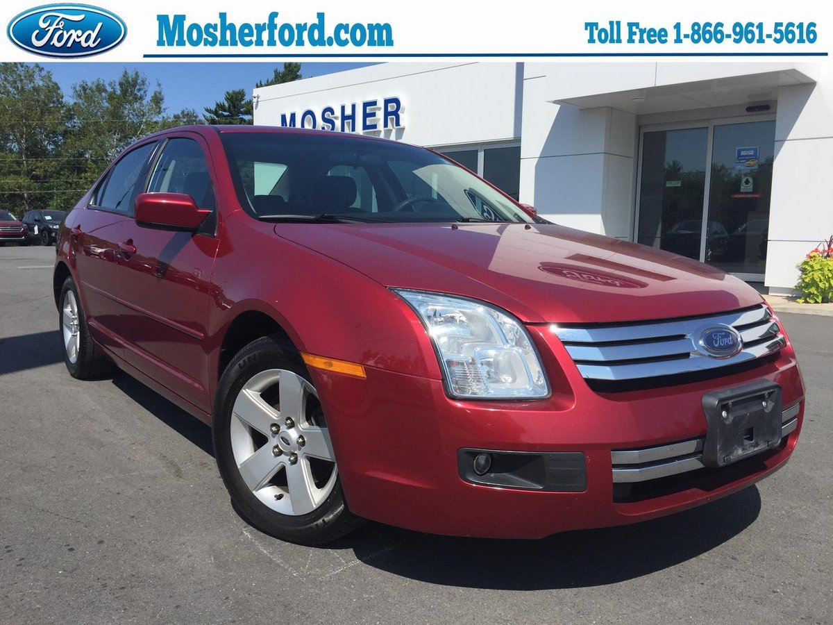2007 ford fusion for sale in bridgewater. Black Bedroom Furniture Sets. Home Design Ideas