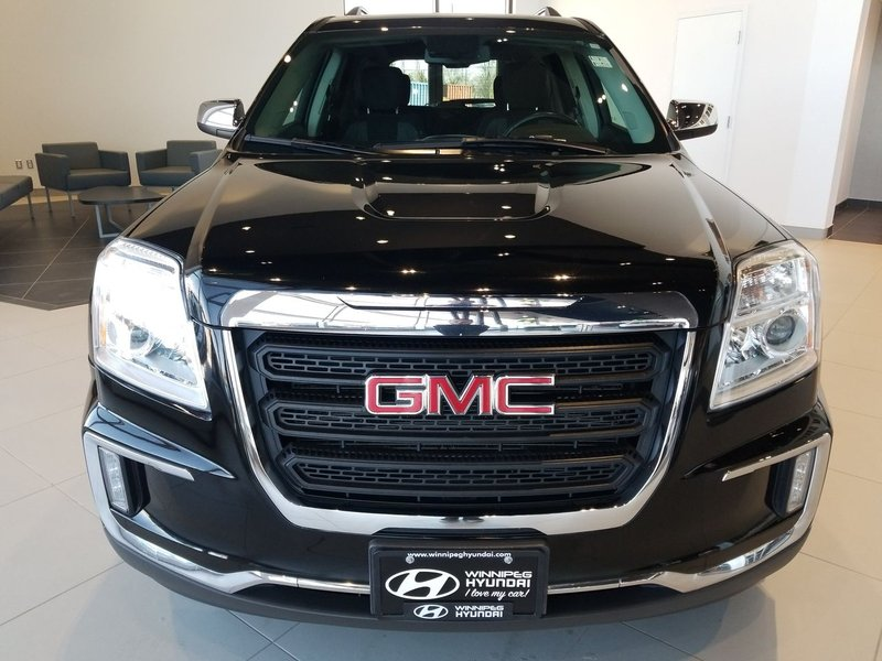 2017 GMC Terrain for sale in Winnipeg, Manitoba