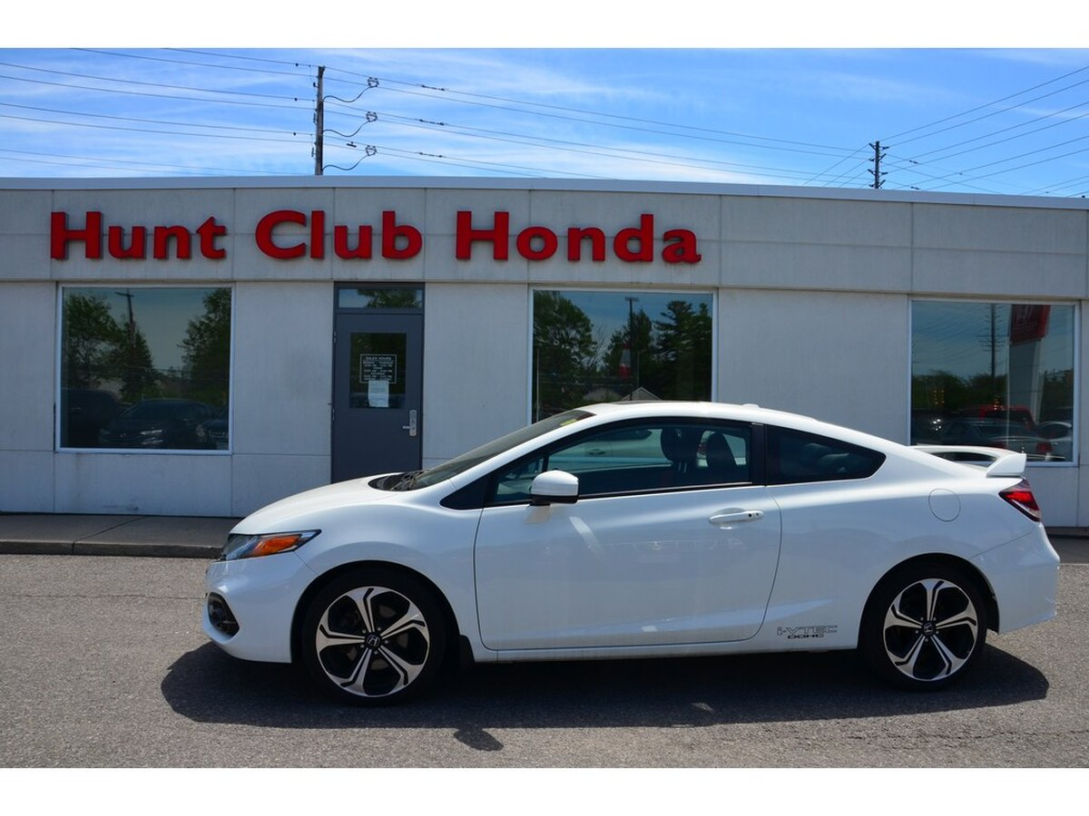 Honda Civic Coupe For Sale >> 2015 Honda Civic Coupe For Sale In Ottawa