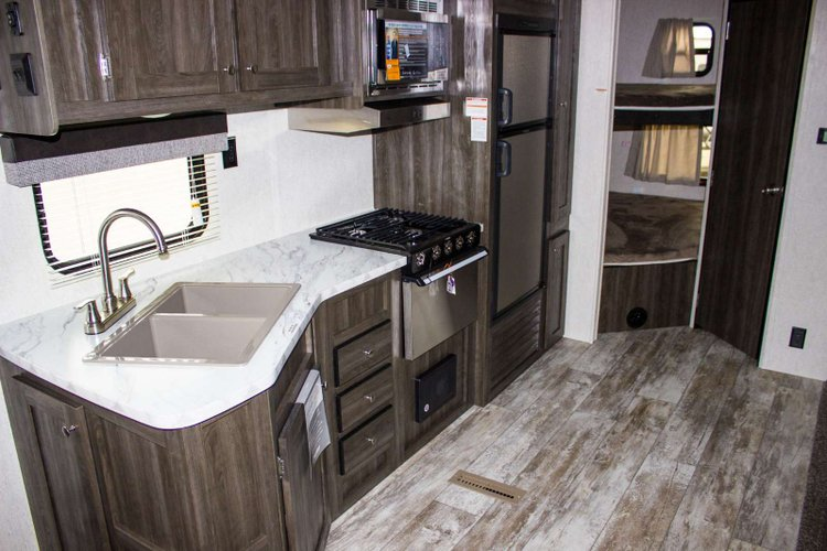 2019 Highland Ridge Open Range 26BHS Only $125 biweekly OAC. New Travel Trailer RV, sleeps 10 with bunk beds!  for sale in Leduc, Alberta