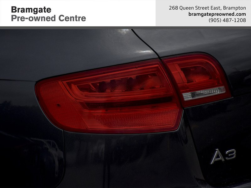 2013 Audi A3 for sale in Brampton, Ontario