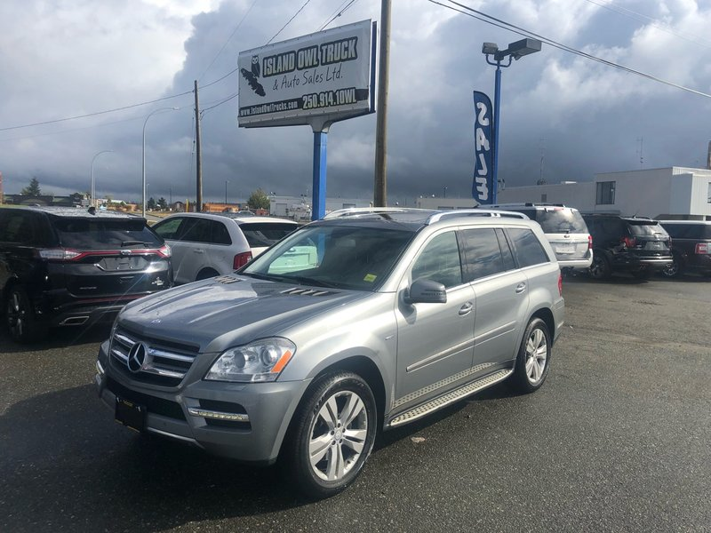 2011 Mercedes-Benz GL for sale in Campbell River, British Columbia