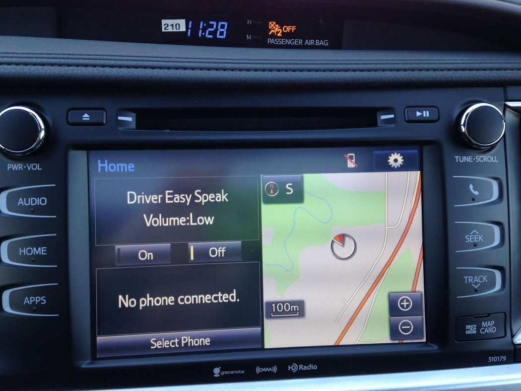 what is driver easy speak on toyota highlander