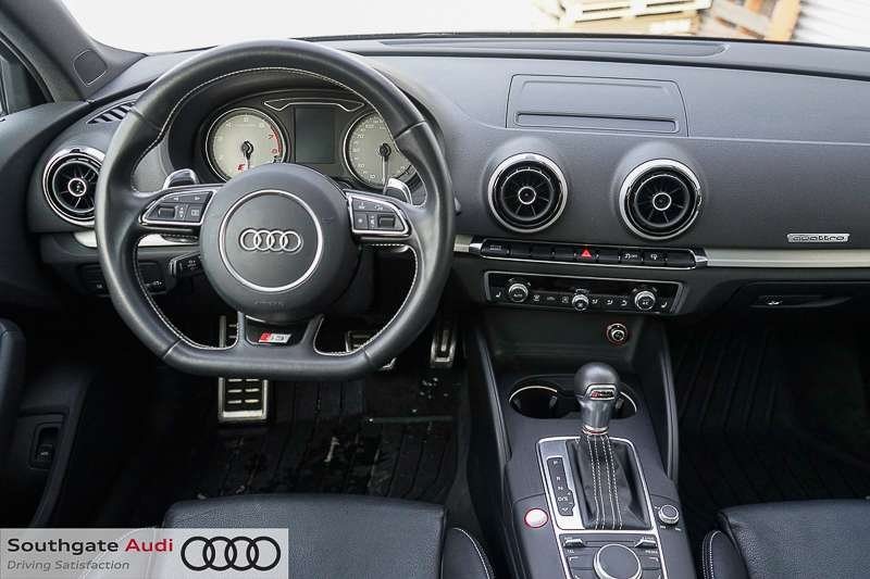 2015 Audi S3 for sale in Edmonton, Alberta