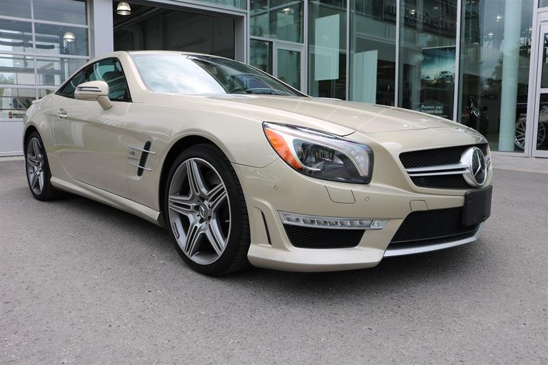 2013 Mercedes-Benz SL for sale in Peterborough, Ontario