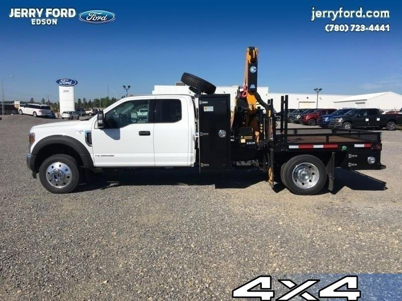 2018 Ford Super Duty F-550 DRW for sale in Edson, Alberta