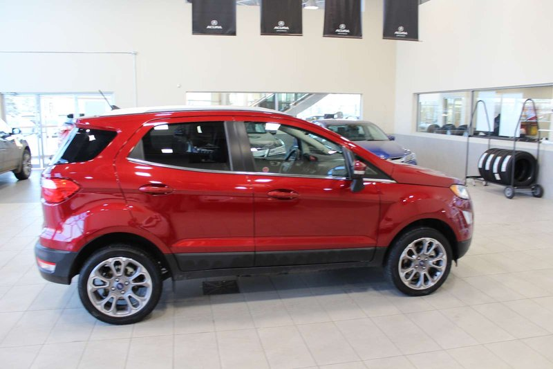 2018 Ford EcoSport for sale in Red Deer, Alberta