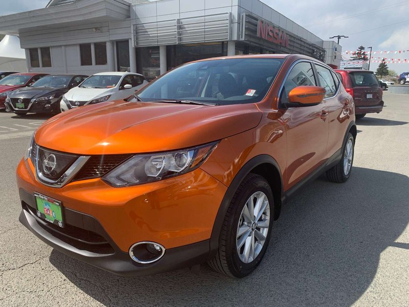 2019 Nissan Qashqai for sale in Kamloops, British Columbia