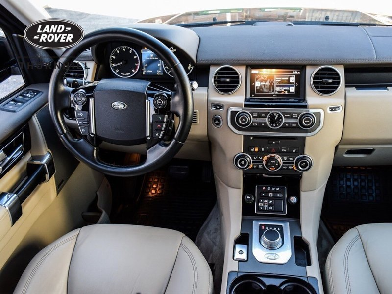 2016 Land Rover LR4 for sale in Thornhill, Ontario