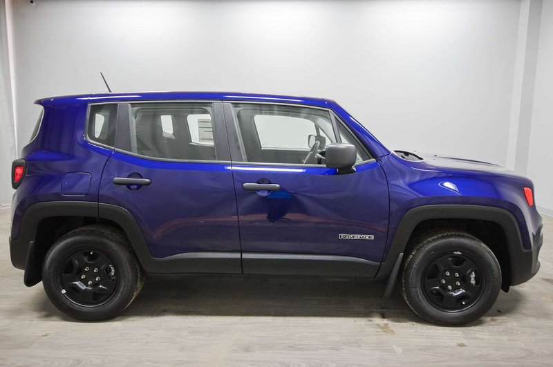 2016 Jeep Renegade for sale in Moose Jaw, Saskatchewan