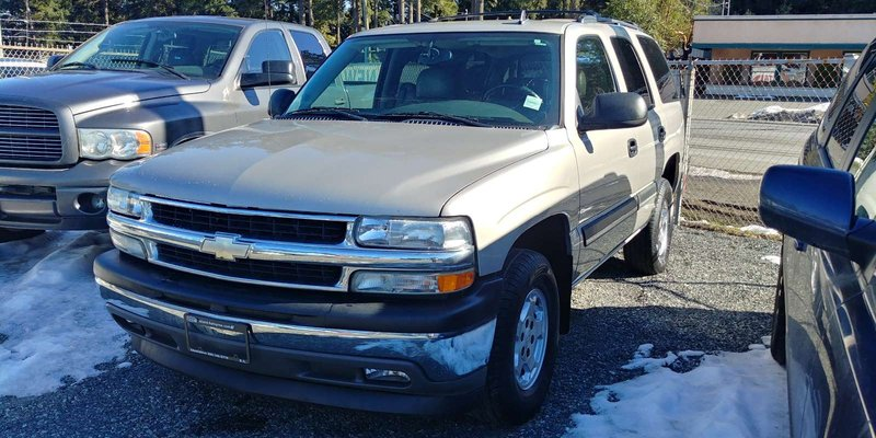 2006 Chevrolet Tahoe for sale in Chemainus, British Columbia