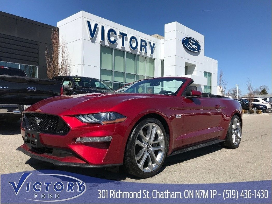 Mustang For Sale Ontario >> 2019 Ford Mustang For Sale In Chatham