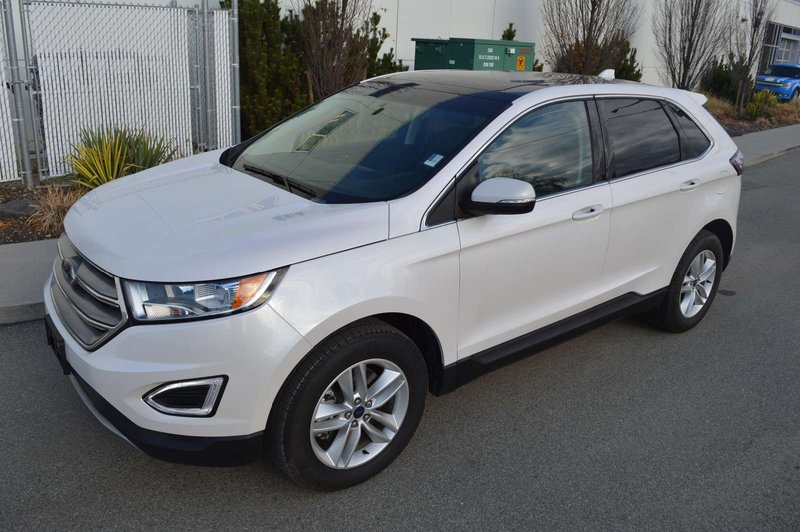 2017 Ford Edge for sale in Kamloops, British Columbia