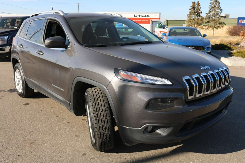 2016 Jeep Cherokee for sale in Edmonton, Alberta