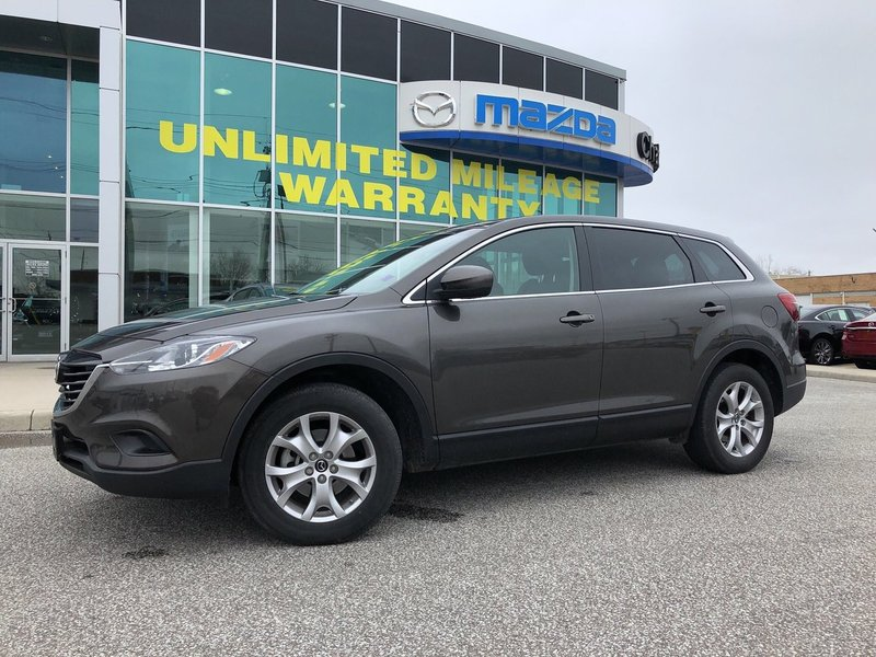 2015 Mazda CX-9 for sale in Chatham, Ontario