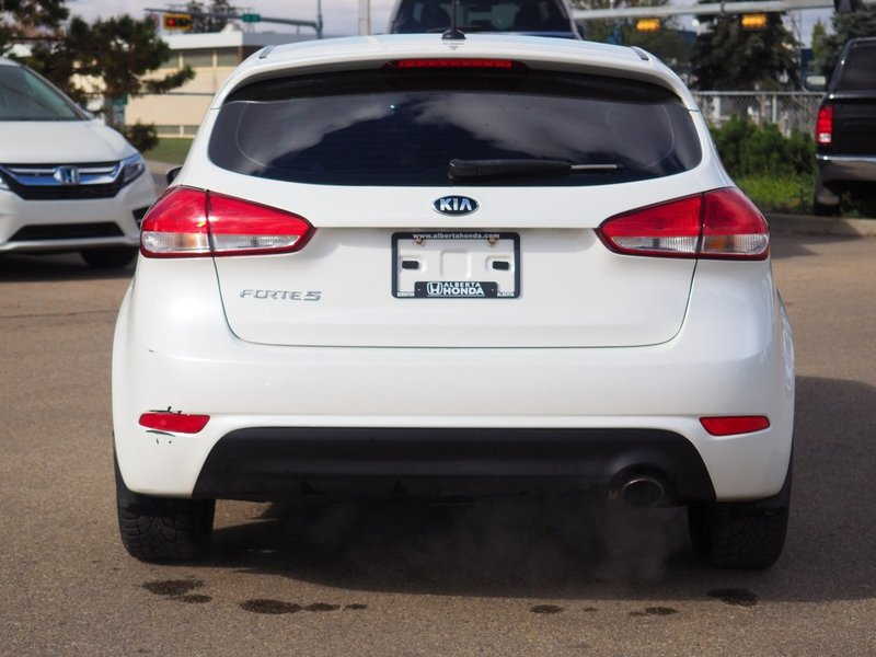2014 Kia Forte 5-Door for sale in Edmonton, Alberta