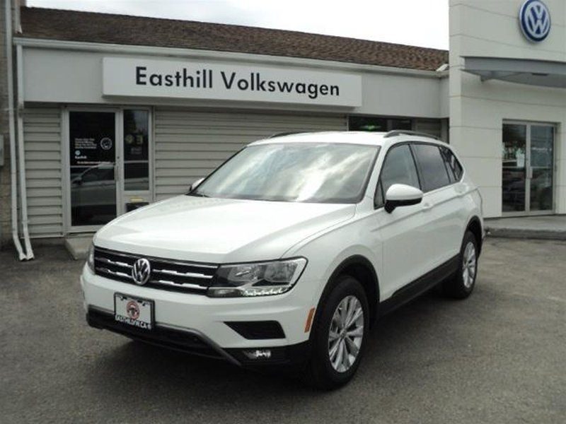 2018 Volkswagen Tiguan for sale in Walkerton, Ontario