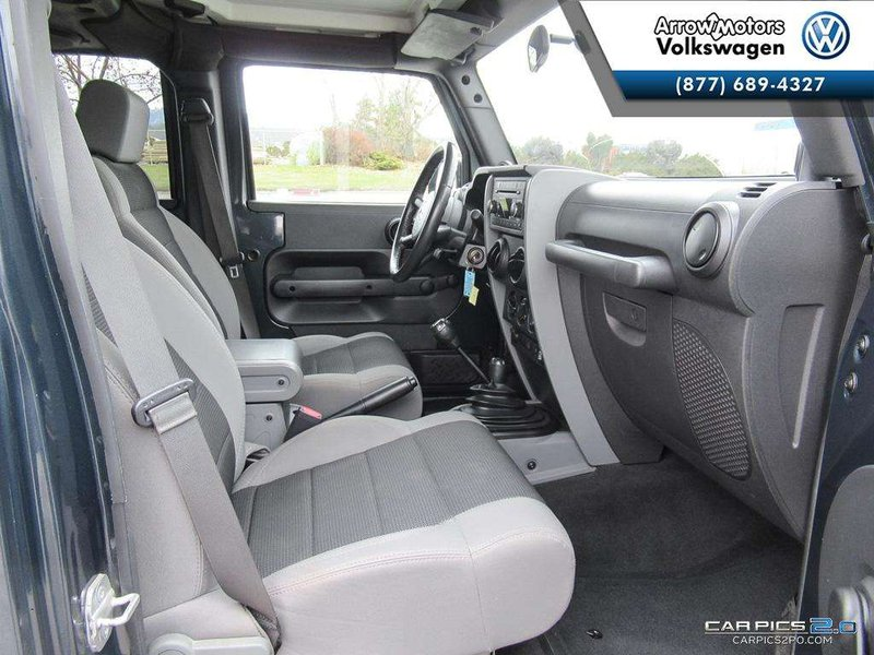 2007 Jeep Wrangler for sale in Cranbrook, British Columbia