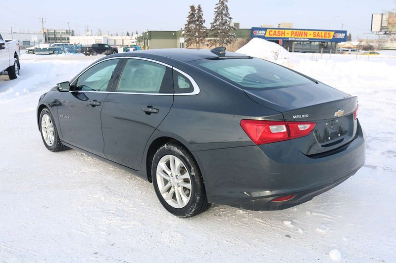 2017 Chevrolet Malibu for sale in Edmonton, Alberta