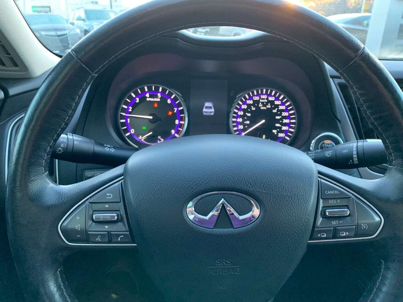 2014 Infiniti Q50 for sale in Winnipeg, Manitoba