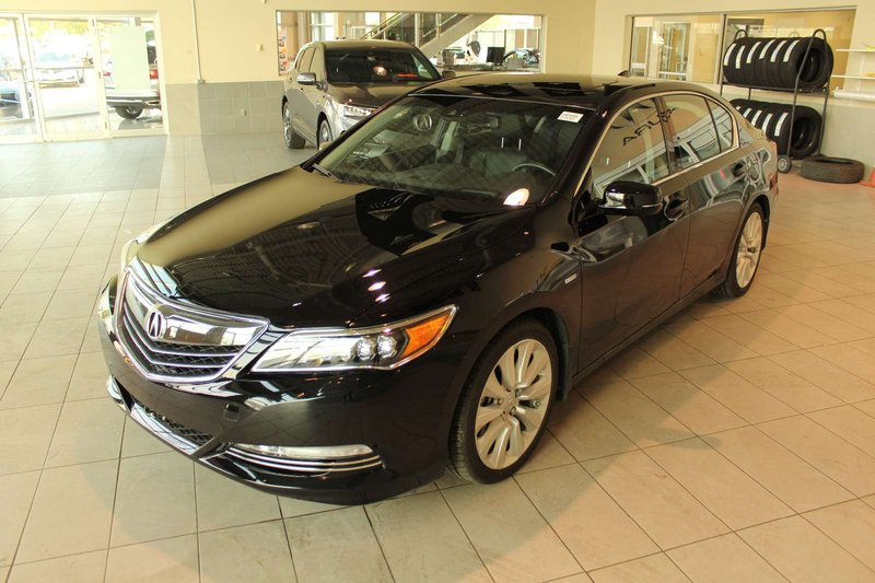 2016 Acura RLX for sale in Red Deer, Alberta