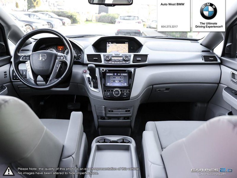 2014 Honda Odyssey for sale in Richmond, British Columbia