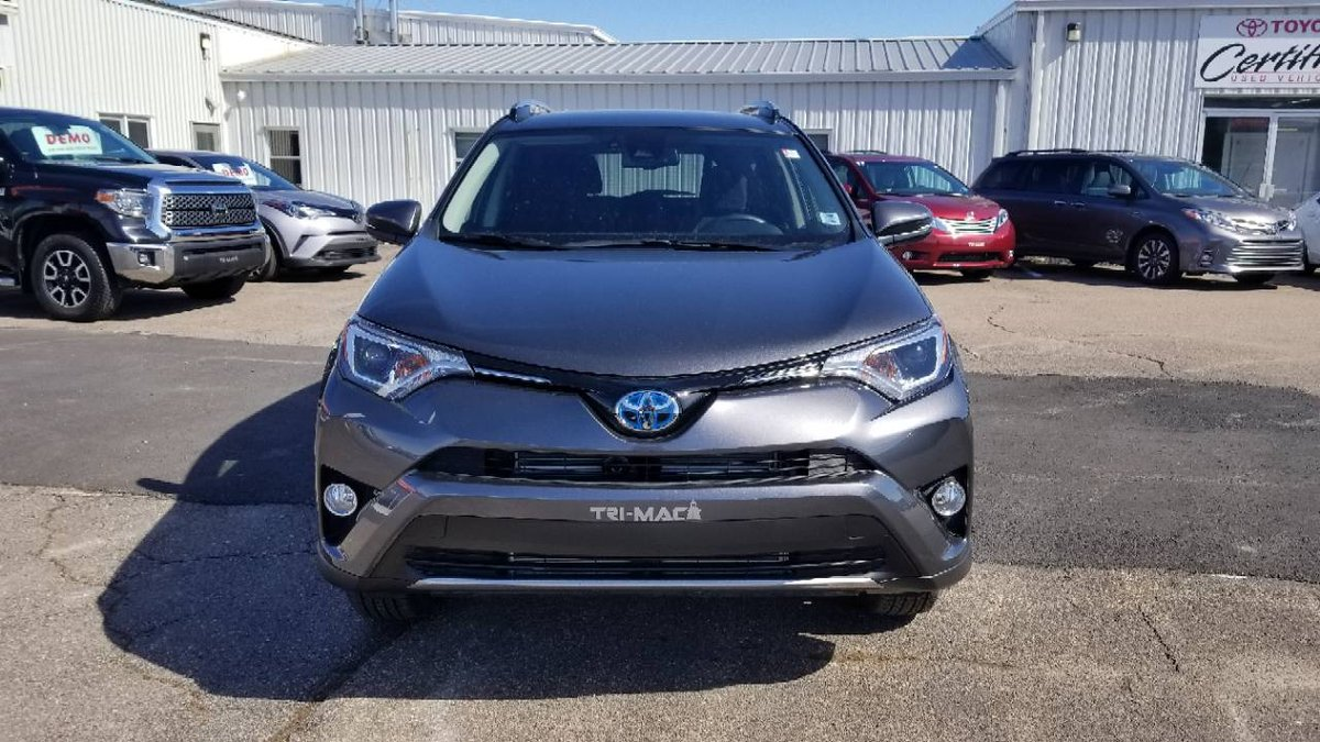 2018 Toyota RAV4 HYBRID for sale in Port Hawkesbury, Nova Scotia