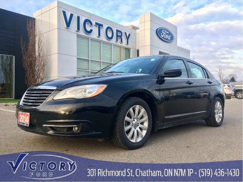 2014 Chrysler 200 for sale in Chatham, Ontario