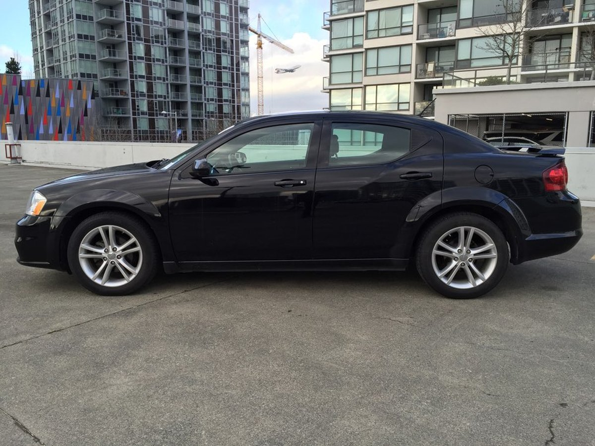 2012 Dodge Avenger for sale in Richmond, British Columbia