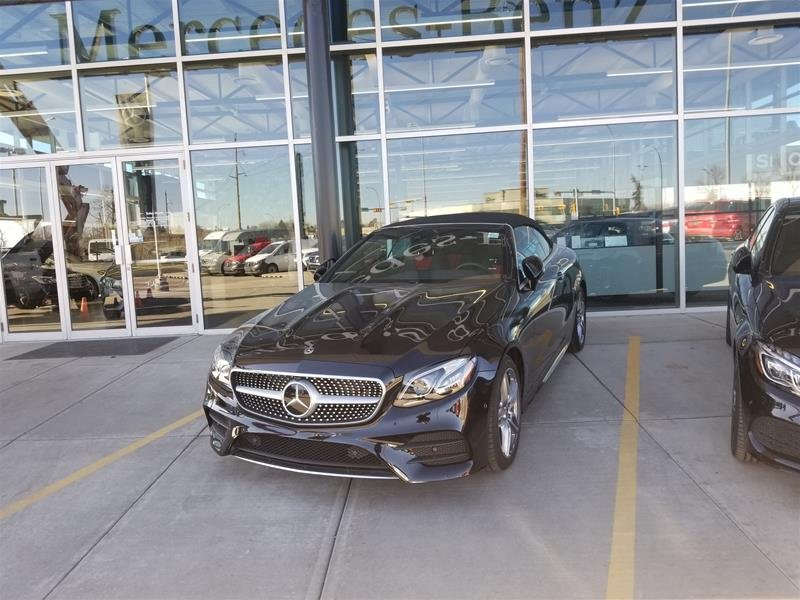 2018 Mercedes-Benz E-Class for sale in Calgary, Alberta