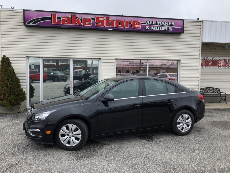 2015 Chevrolet Cruze for sale in Tilbury, Ontario